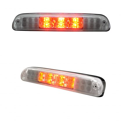 Super Duty F250HD/350/450/550 99-16 & Ranger 95-03 Explorer Sport Trac 01-05 3rd Brake Light Clear