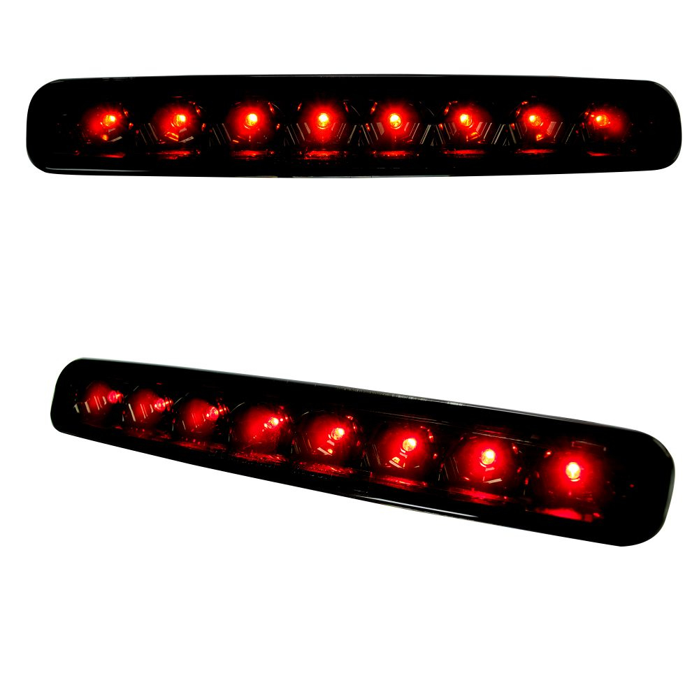 Ford Mustang 05-09 RED LED 3rd Brake Light - Clear Lens