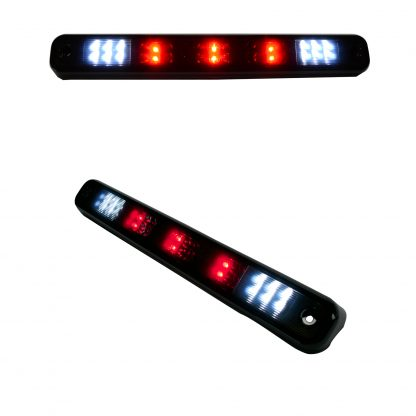 GMC CK Sierra & Chevy Silverado 94-98 3rd Brake Light Kit LED in Smoked