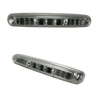 GMC Sierra & Chevy Silverado 07-13 3rd Brake Light Kit LED Clear