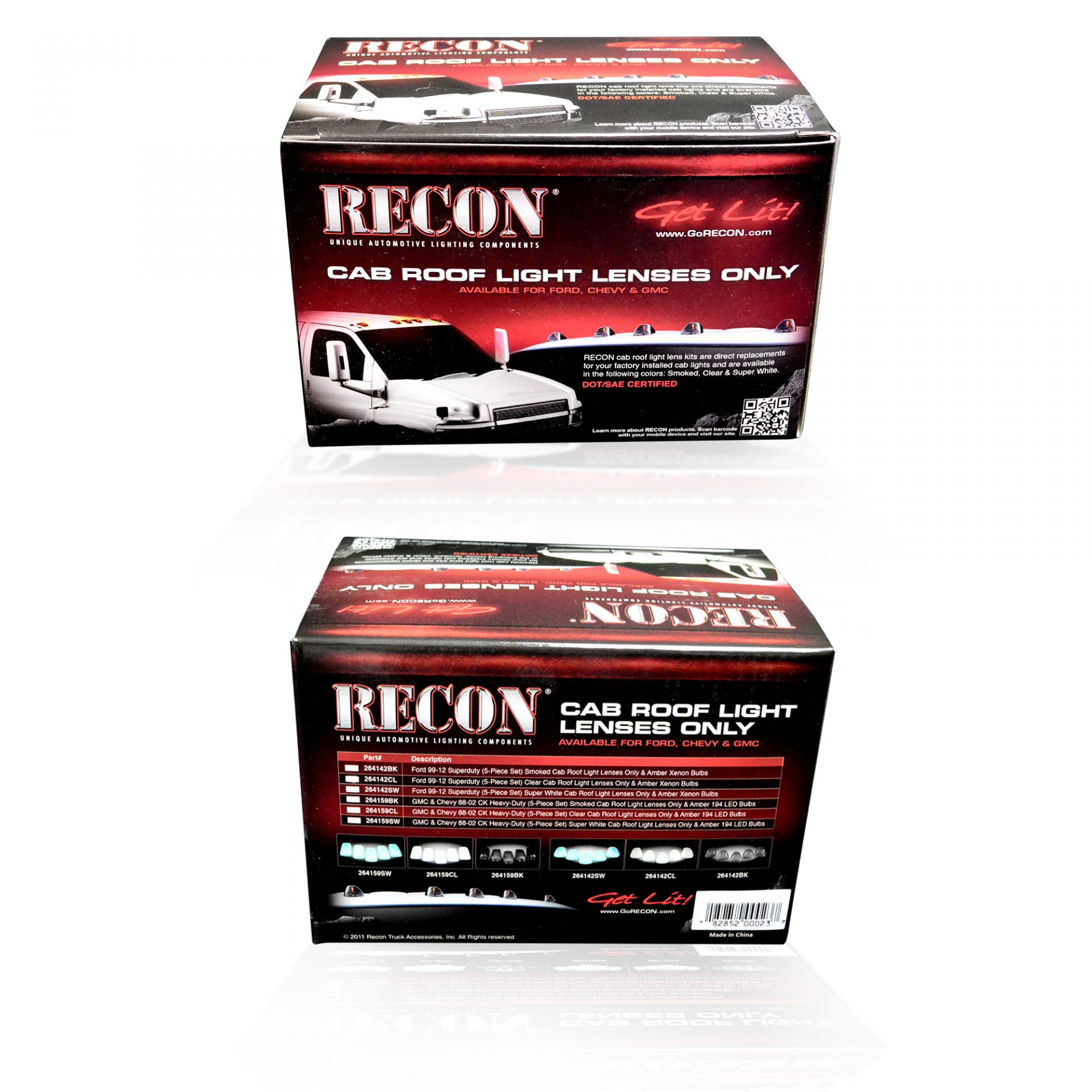 Recon Sw Ford