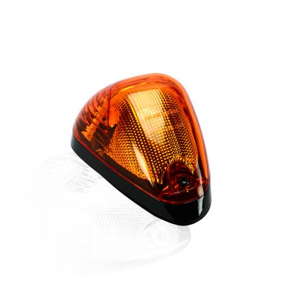 Ford Super Duty 99-16 5 Piece Cab Lights Amber Lens in Amber