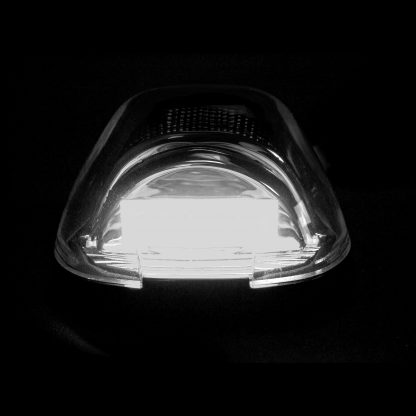 Ford Super Duty 99-16 5 Piece Cab Light Set OLED Smoked Lens in White