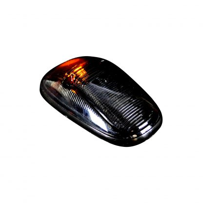 Dodge 99-02 5 Piece Cab Roof Light LED Smoked Lens in Amber