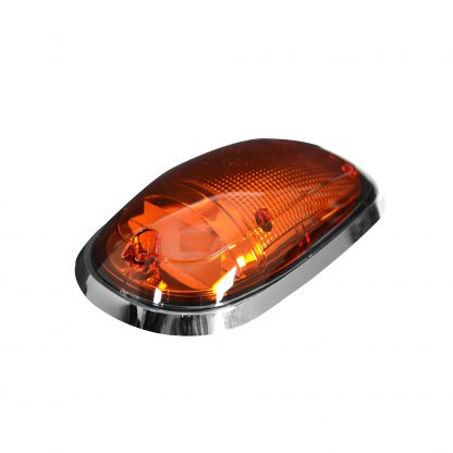 Dodge Heavy-Duty 2500/3500 03-19 5 Piece Cab Roof Light Set OLED Amber Lens in Amber