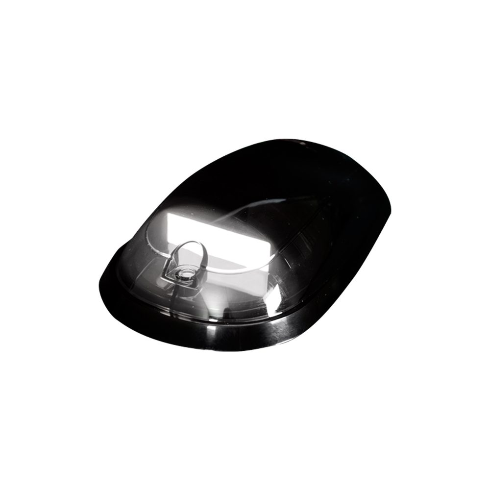 Dodge Heavy-Duty 2500/3500 03-19 Single Cab Light OLED Smoked Lens in White