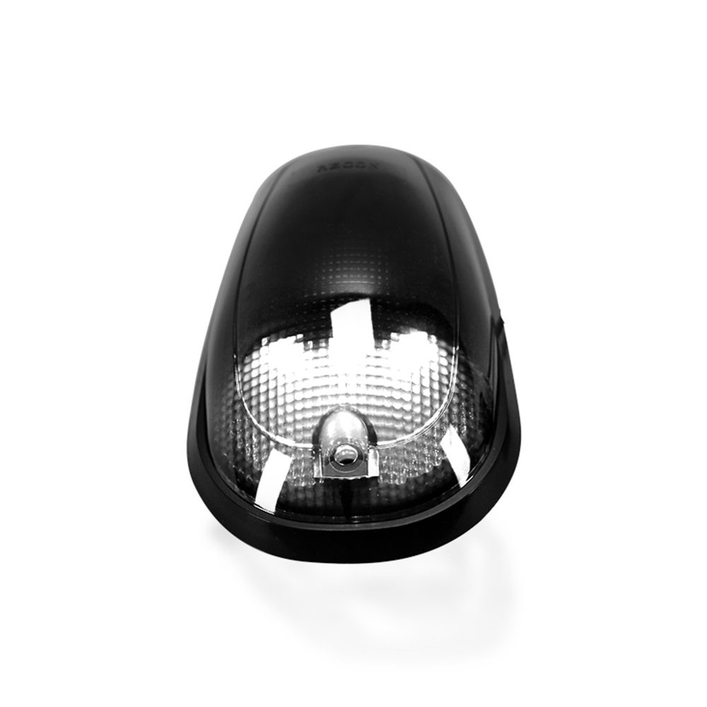 Dodge Heavy-Duty 2500/3500 03-19 5 Piece Cab Roof Lights Led Smoked Lens in White