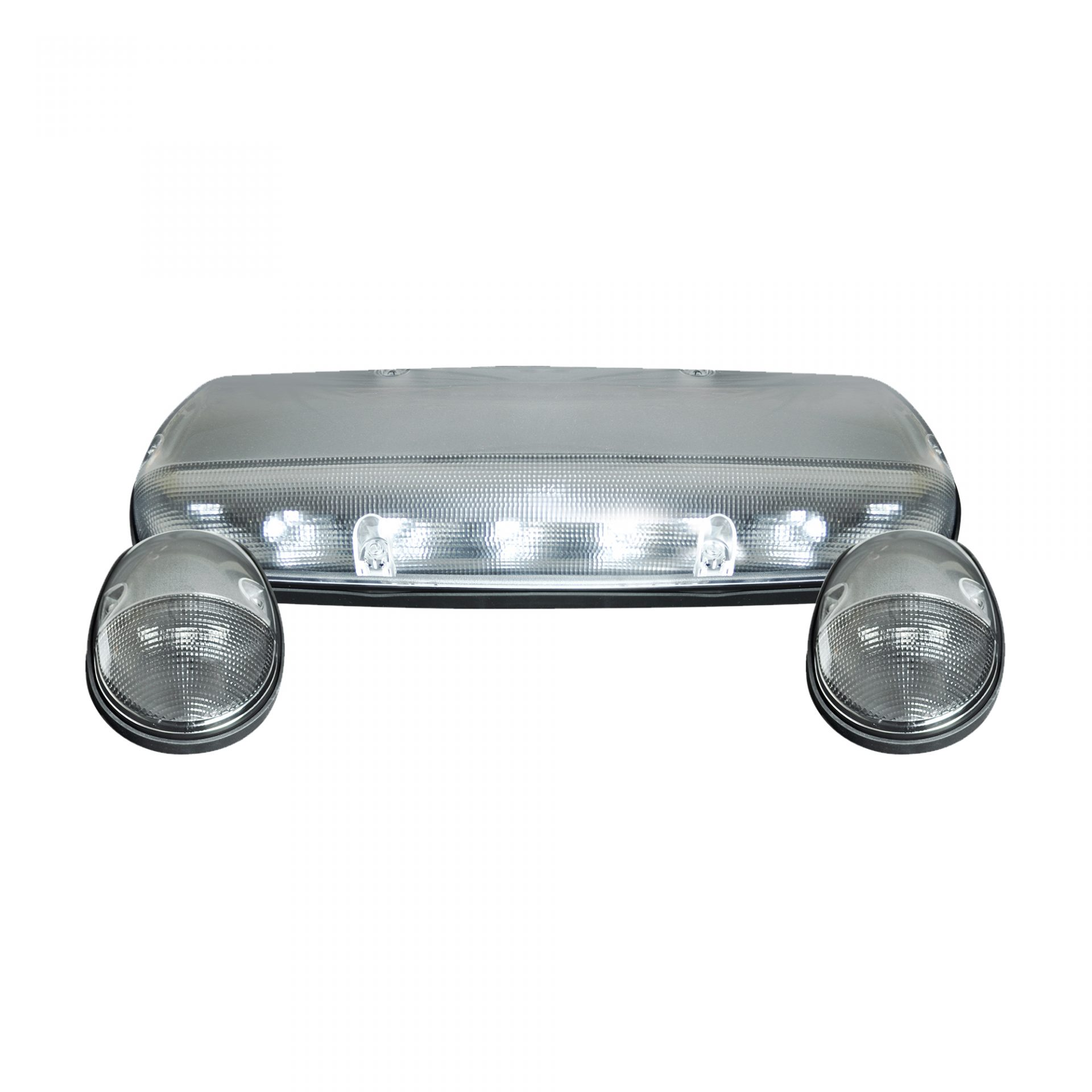 Gmc Chevy Led Cab Roof Light Truck Car Parts 264155whcl Lights For Silverado Recon