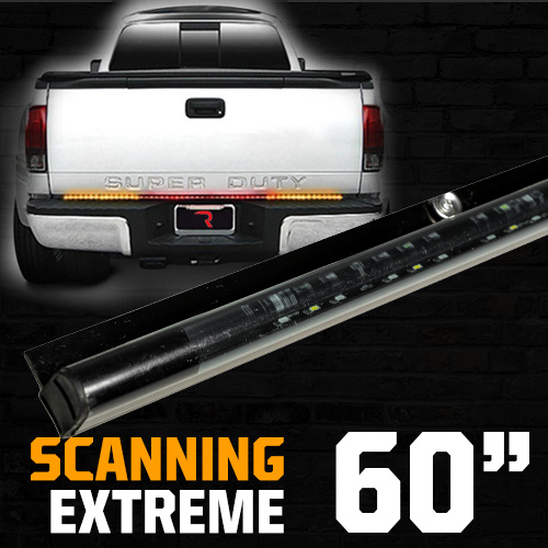 LED tail light bar for trucks by RECON