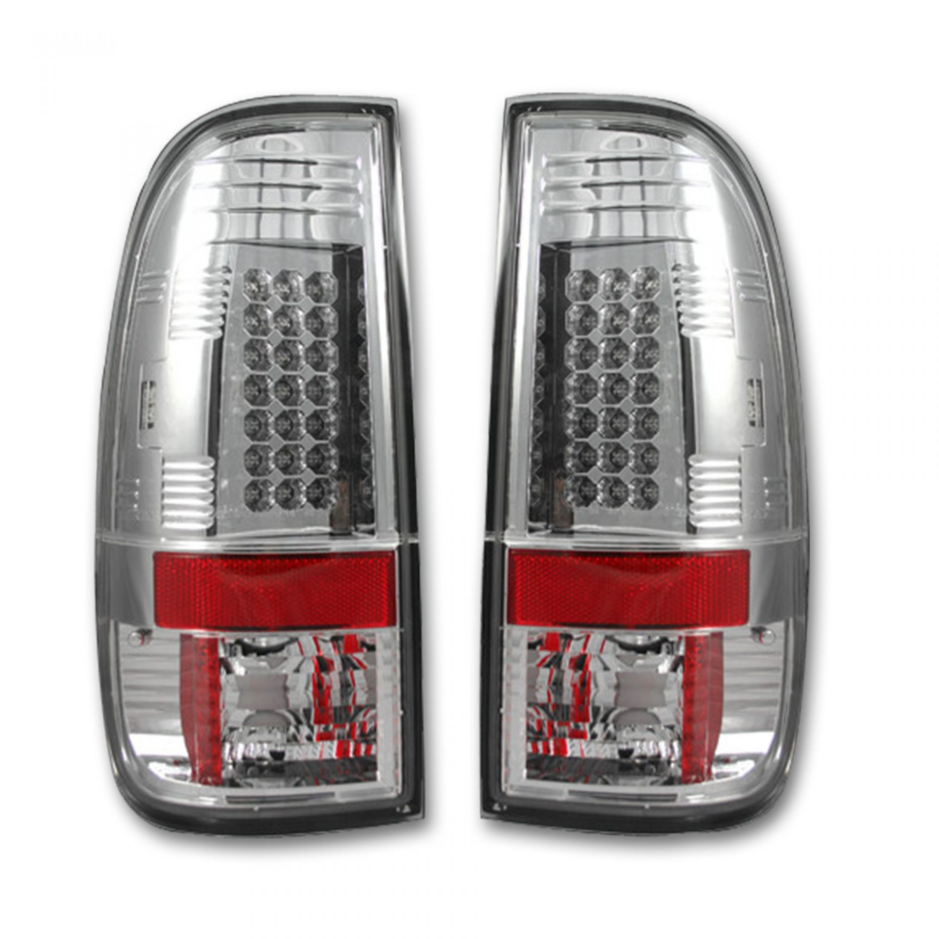 Recon 264176cl Ford Superduty F250hd 350 450 550 08 16 Led