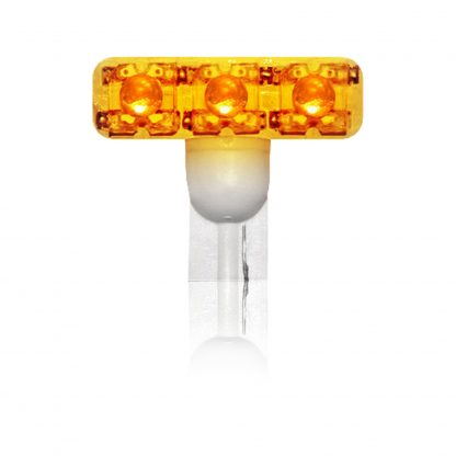 Ford Super Duty 99-16 Cab Light Bulb LED in Amber