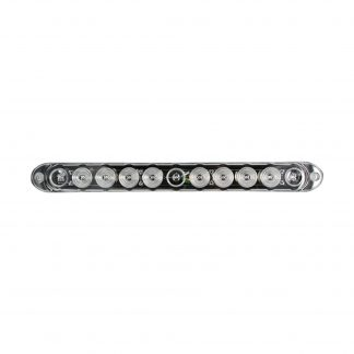 "15"" Mini Tailgate Light Bar LED in Clear"