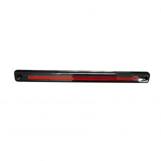 Ford Super Duty 17-19 Mini Red LED Tailgate Light Bar OLED Running Lights Red