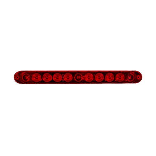 "15"" Mini Tailgate Light Bar LED in Red"