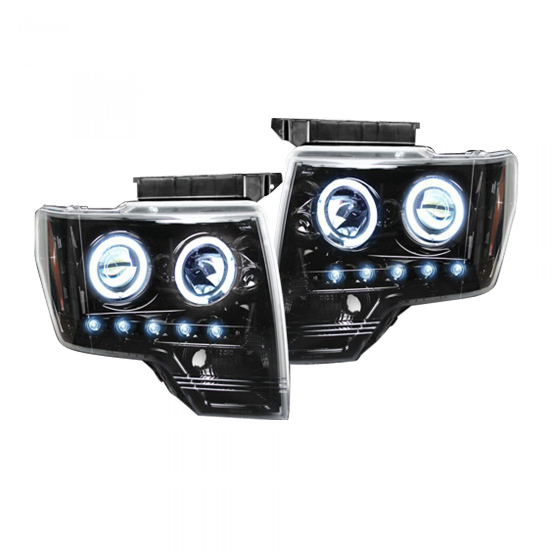 Ford Raptor Projector Headlights Truck & Car Parts BKCC
