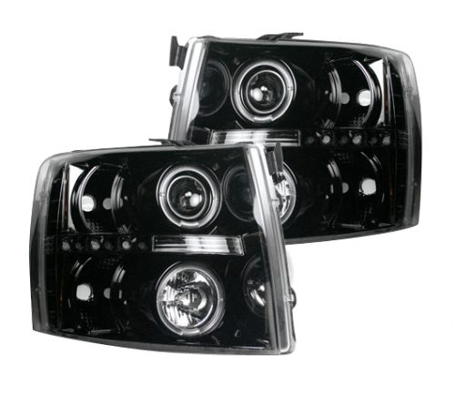 07 13 silverado headlights by RECON