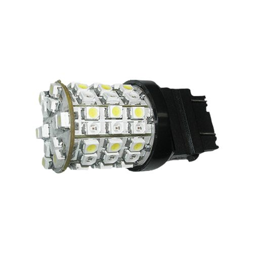 60 Dual Color Switchback Bulbs LED in White & Amber