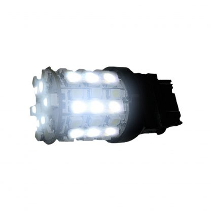 60 Dual Color Switchback Bulbs LED in White