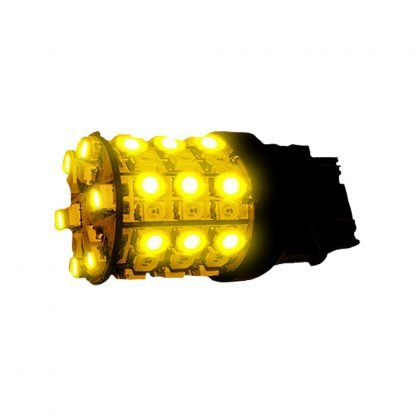 60 Dual Color Switchback Bulbs LED in Amber