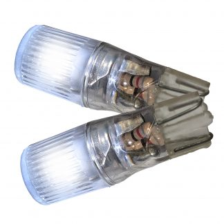 194/168 Ultra High Power Unidirectional 2-Watt SMD LED Bulbs in White