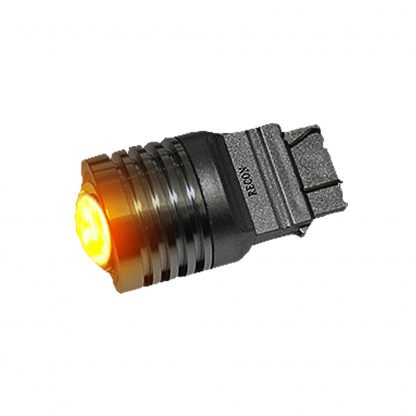 3057/3157/3357/3457/4057/4157 Magnified Bullet SMD Ultra High Power LED Bulb Amber