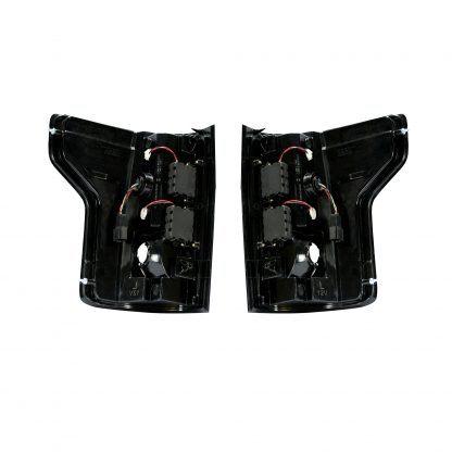 Ford F150 15-17 Tail Lights LED in Red