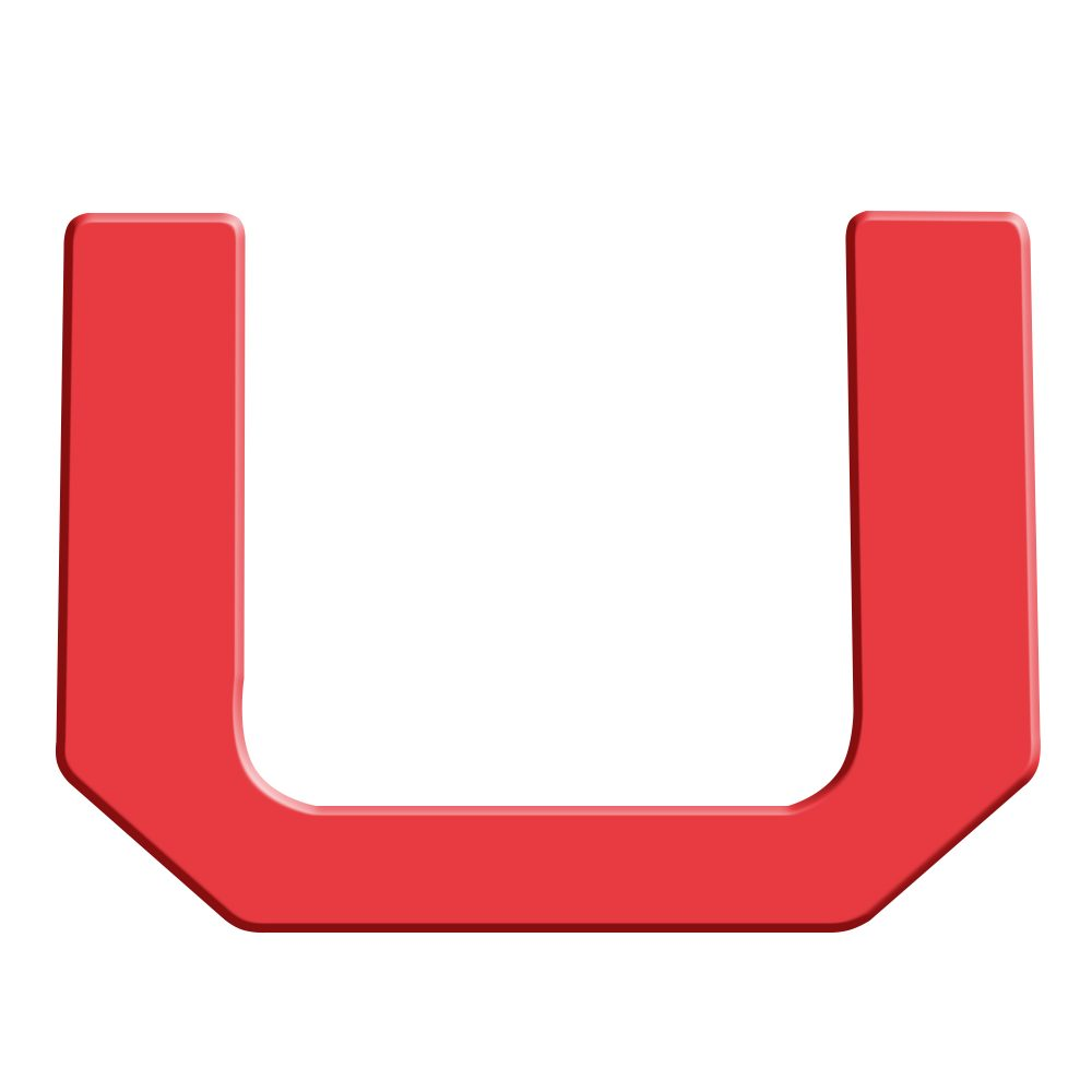 Toyota Tundra 14-19 Acrylic Emblem Inserts in Red