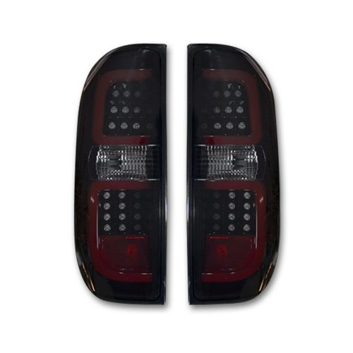 Toyota Tundra 14-19 LED Tail Lights in Smoked
