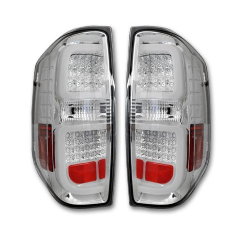 Toyota Tundra 14-19 LED Taillights - Clear Lens