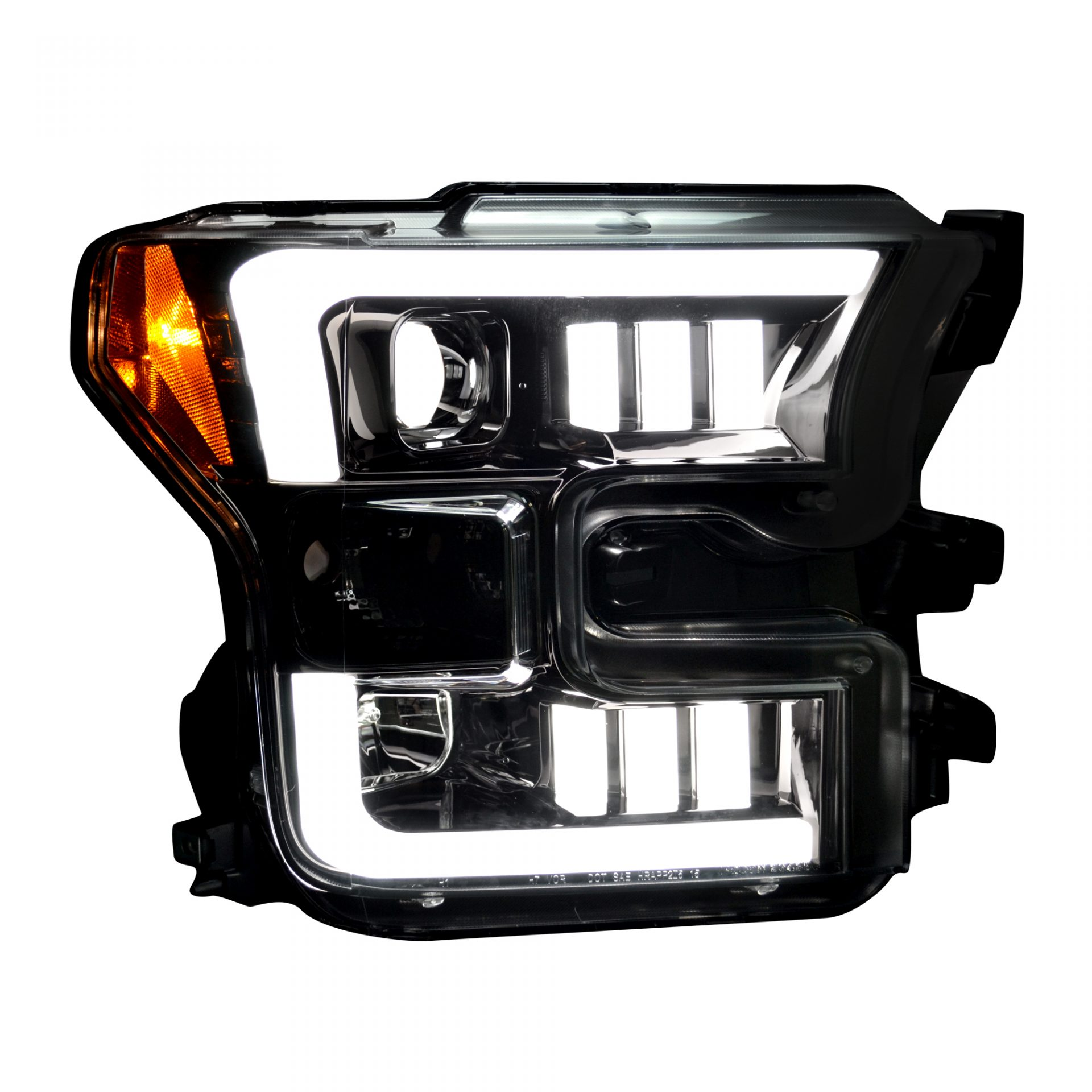 Ford F150 Projector Headlights Truck & Car Parts BKC