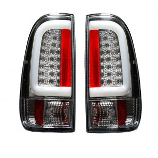 Super Duty F250HD/350/450/550 99-07 & F150 97-03 OLED Tail Lights OLED Clear