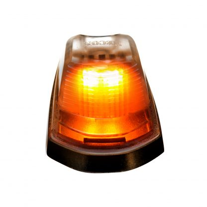 Ford Super Duty 17-19 Single Cab Light High Power LED Clear Lens in Amber