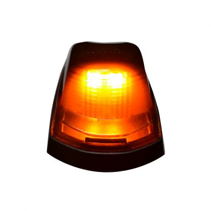 Ford Super Duty 17-19 Single Cab Light High Power LED Smoked Lens in Amber