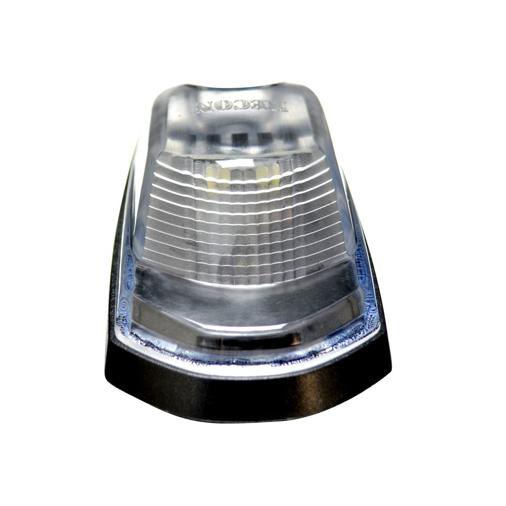 Ford Super Duty 17-19 Single Cab Light 1 Piece Clear Lens in White