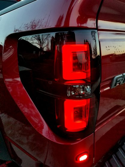 Ford F150 & Raptor 09-14 Tail Lights OLED in Smoked