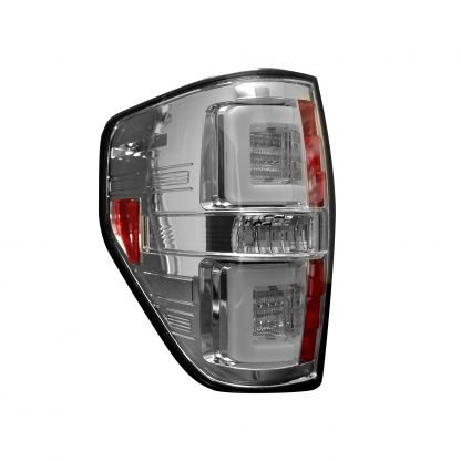 Ford F150 & RAPTOR 09-14 OLED TAIL LIGHTS - Clear Lens