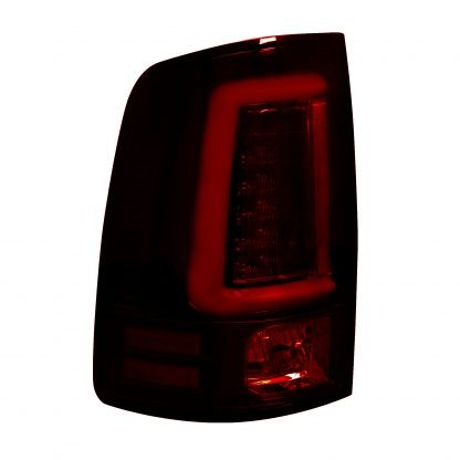 Dodge RAM 1500 09-18 & 2500/3500 10-18 (Replaces OEM Halogen) Tail Lights OLED in Red