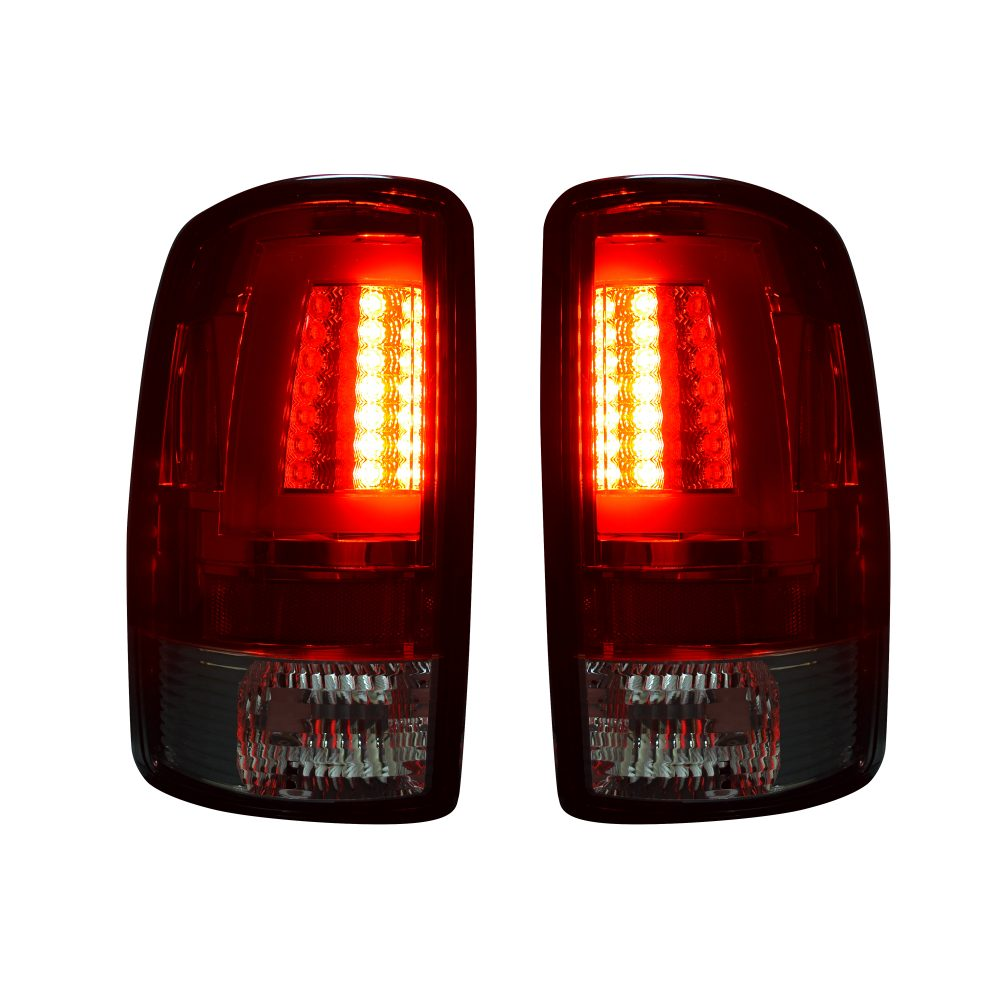 Chevy & GMC Tahoe, Yukon, Suburban, Denali 00-06 OLED TAIL LIGHTS - Red Lens