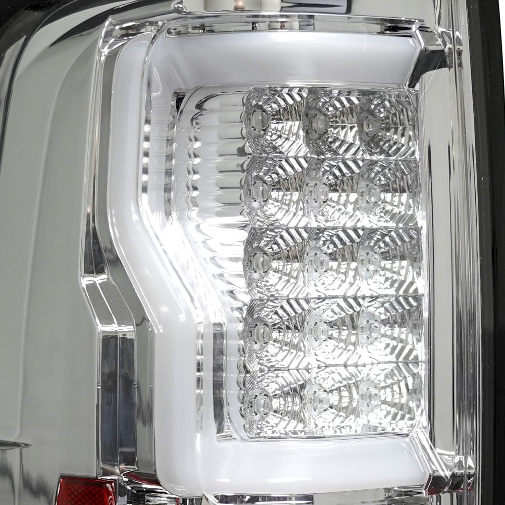 Ford F150 04-08 Tail Lights OLED in Clear