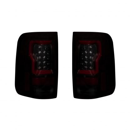 """Ford F150 04-08 Straight aka """"Style"""" Side OLED TAIL LIGHTS - Red LensFord F150 04-08 Straight aka """"Style"""" Side OLED TAIL LIGHTS - Red Lens"""