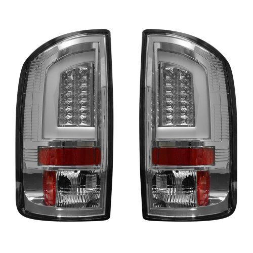 Dodge 02-06 RAM 1500 & 03-06 RAM 2500/3500 OLED Tail Lights - Clear Lens