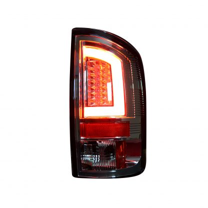 Dodge RAM 02-06 1500 & 2500/3500 03-06 Tail Lights OLED in Smoked