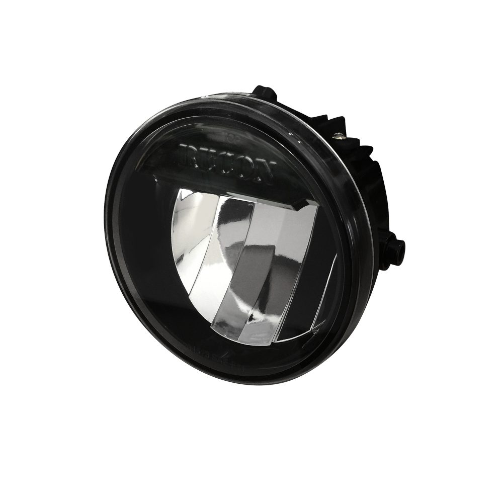 Ford F-150 09-14 Fog Lights LED in Smoked/Black