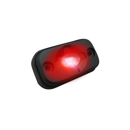 LED Under Body / Rock Lights CREED LEDs IP67 in Red
