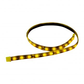 "12"" Flexible IP68 Waterproof Ultra High Power Flexible Light Strips CREE LED amber"
