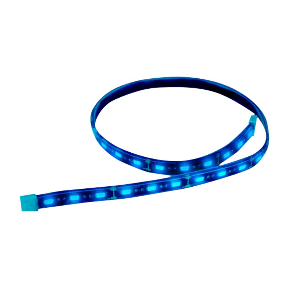 "12"" Flexible IP68 Waterproof Ultra High Power Flexible Light Strips CREE LED blue"