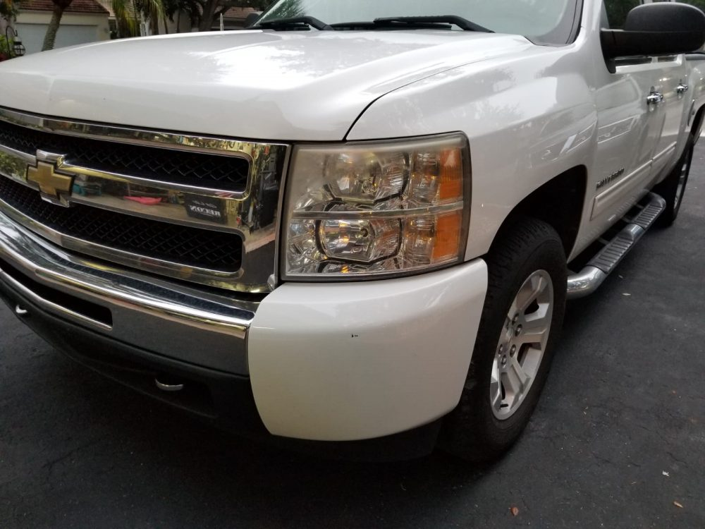 Chevy Silverado 07-13 Projector Headlights CCFL Halos & DRL Smoked/Black