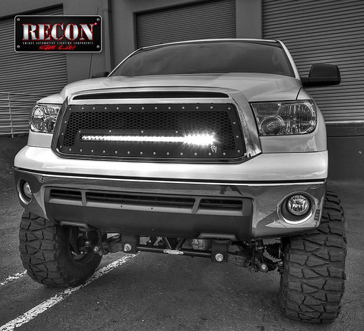 30 led light bar truck car parts 264509cl gorecon recon 264509cl 9450 lumen 30 led light bar aloadofball Images