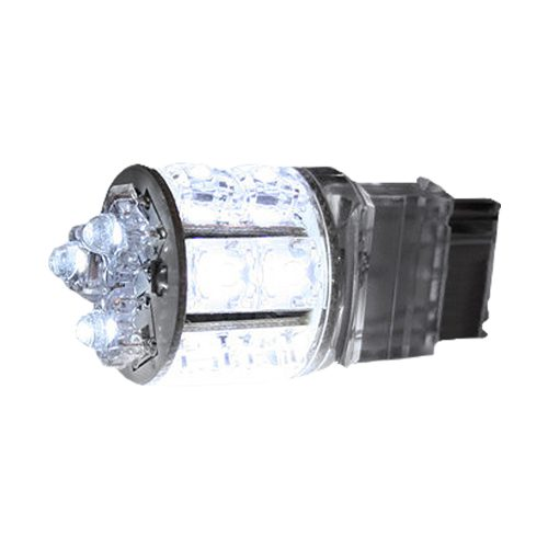 3156 (13 L.E.D.'s) 360 Degree WHITE L.E.D. Bulb