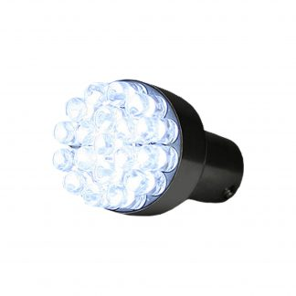 1157 (19 L.E.D.'s) Unidirectional WHITE L.E.D. Bulb